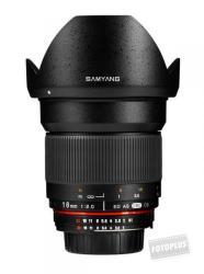 Samyang 16mm f/2 ED AS UMC CS (Canon)