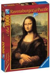 Ravensburger Da Vinci: Mona Lisa 1000 db-os (15296)