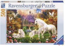 Ravensburger Varázslatos egyszarvúak 500 db-os (14195)