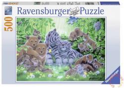 Ravensburger Állatkölykök az erdőben 500 db-os (14261)