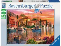 Ravensburger Földközi-tengeri kikötő 1500 db-os (16280)