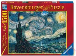 Ravensburger Van Gogh: Csillagos éj 1500 db-os (16207)