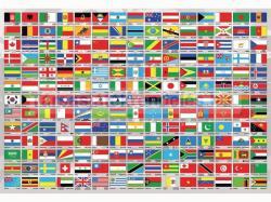 Educa A világ zászlói 1500 db-os (15530)