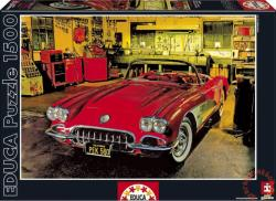 Educa Tuning - Vintage garázs 1500 db-os (16004)