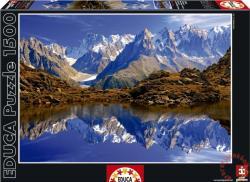 Educa A franciaországi Mont Blanc 1500 db-os (15532)