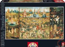 Educa Gyönyörök kertje 9000 db-os (14831)