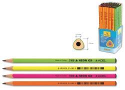 ADEL Grafitceruza Neon Trió HB 3168