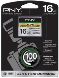 PNY CF Elite Performance 16GB CF16GELIPER-EF