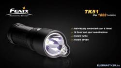 Fenix TK51 LED