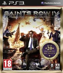 Deep Silver Saints Row IV [Game of the Century Edition] (PS3)