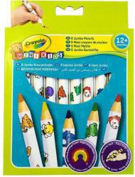 Crayola Színes ceruza vastag, állatmintás