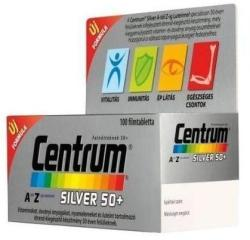 Centrum Silver 50+ A-Z-ig Luteinnel tabletta - 100 db