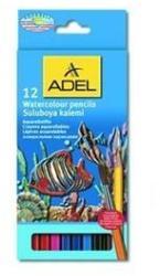 ADEL Akvarell színes ceruza 12db
