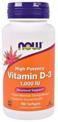 NOW Vitamin D-3 1000 IU tabletta (180db)