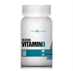 Tested Nutrition Vitamin D - 90db