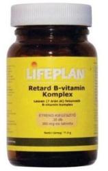 Lifeplan Retard B-vitamin komplex - 30db