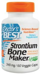 Doctor's Best Stroncium 340mg - 60db