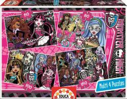 Educa Monster High Szörnysuli 50-80-100-150 db-os (15632)