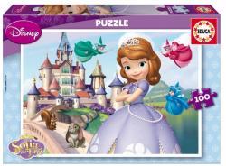 Educa Disney Szófia hercegnő 100 db-os (15928)