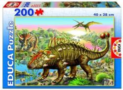 Educa Dinoszauruszok 200 db-os (15264)