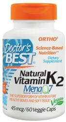 Doctor's Best Természetes K-2 vitamin - 60db