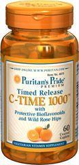 Puritan's Pride C-1000 vitamin TR - 60db