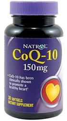 Natrol CoQ-10 - 30db
