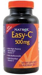 Natrol Easy-C 500mg - 225db