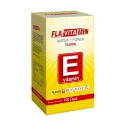 Flavitamin E Vitamin - 100db