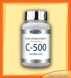Scitec Nutrition C-500 (100db)