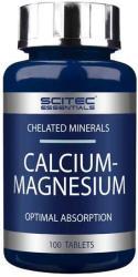 Scitec Nutrition Calcium-Magnesium (100db)