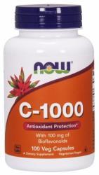 NOW C-1000 C-vitamin tabletta bioflavonoiddal - 100 db