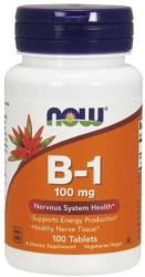 NOW B1-vitamin - 100db