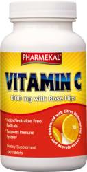 Pharmekal Vitamin-C csipkebogyóval - 100db