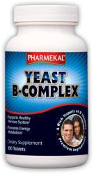 Pharmekal Yeast B-Complex - 100db