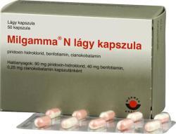 Wörwag Pharma Milgamma N Lágy Kapszula 50db