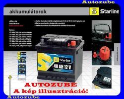 Starline 12V 44Ah jobb