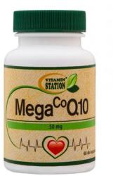 Vitamin Station Mega CoQ10 (60db)