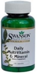Swanson Napi Multivitamin (100db)