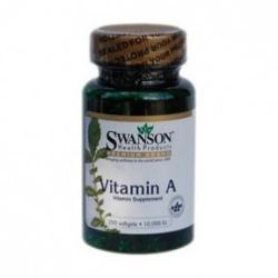 Swanson Vitamin A 1000NE (250db)
