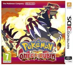 Nintendo Pokémon Omega Ruby (3DS)