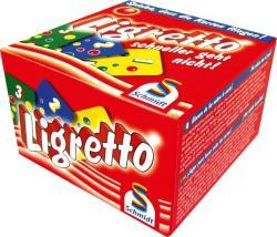 Schmidt Spiele Ligretto - Piros csomag