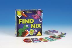 Piatnik Find Nix - hernyós