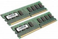 Crucial 4GB (2x2GB) DDR2 667MHz CT2KIT25664AA667