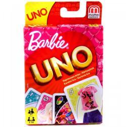 Mattel Barbie UNO