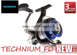 Shimano Technium 3000 SFD (TEC3000SFD)