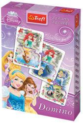 Trefl Disney hercegnők: Domino kártyajáték