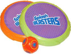 Big Time Splash Splash Blasters vizes frizbi készlet labdával