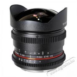 Samyang 8mm T3.8 MFT CSII VDSLR (Olympus)