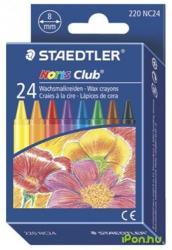 STAEDTLER Zsírkréta Noris Club 24db